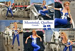 Montreal Sightseeing Tour with Honeyhair