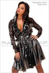 Rubber Dress Coat